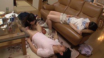 妹の彼氏を誘惑して寝取るとんでもないドスケベ巨乳お姉ちゃん