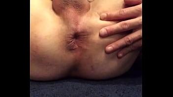 Blonde tit fucks big cock