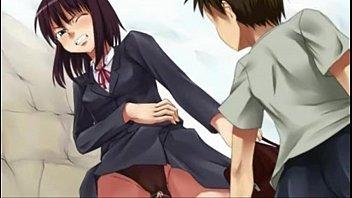 2D hentai school