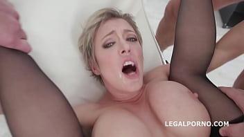 Queen of balls deep anal dee williams 4 on 1 dap