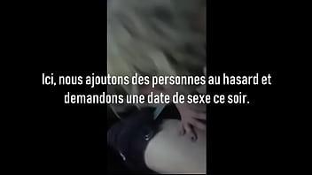 xxarxx À Beziers il y a Carine  French illico porno