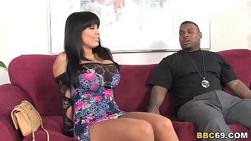 xxarxx Cougar Sienna West Sucks Big Black Cock