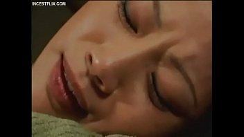 Kyouko Maki endures big cock between her lips
