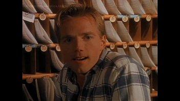 Jesse Jane works his shaft like a rabid ferret