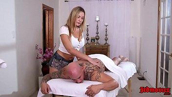 Blair williams the massage lady