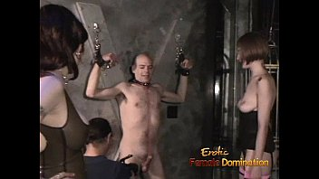 Pornstar Naughty Bald Dude Enjoys Filming BDSM Scenes With Hot Pornstars