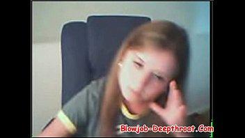 Teen blowjob webcams