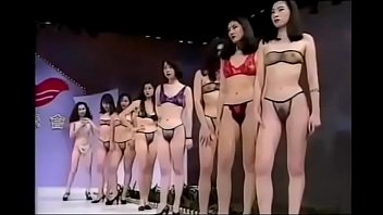 Drunk sex orgy fashion show
