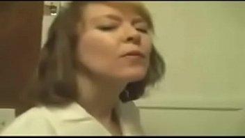 The nurse takes semen sample