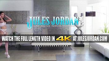 thumb Jules Jordan Emily Willis 19 Year Old Teen Loves White Thigh Highs Amp Big Black Cock