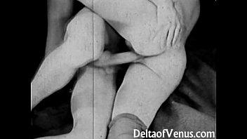 xxarxx Vintage Porn from the 1930s  GirlGirlGuy Threesome