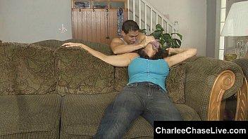 xxarxx كبير حلمة الثدي تشارلي تشيس قدم ينيك و مدغدغ!