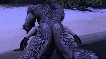 xxarxx أسطورة الوحش (فروي ييف)