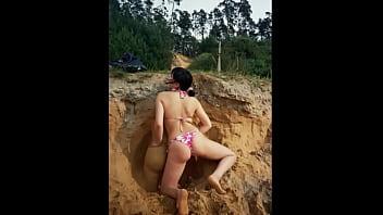 xxarxx Voyeur beach girl teen young nude ass real spy milf naked web hidden mature wife