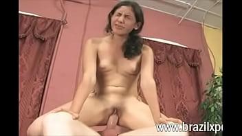 Ecuatoriana adolorida en su primer video porno - brazilxporn.com