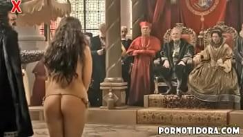Giselle calderon desnuda en aguila roja