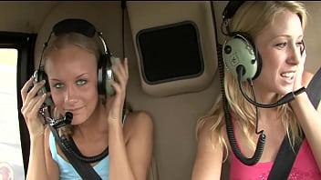Lesbians on air