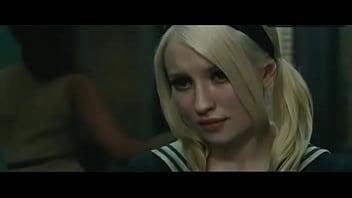 Vanessa hudgens sexy scene in sucker punch