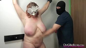 punishment Big boobs