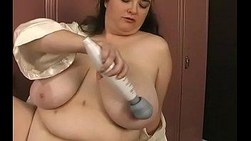 Bbw sweetheart severe stimulation in complete bondage scenes