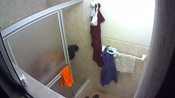 Peru - mi empleada doméstica bañandose