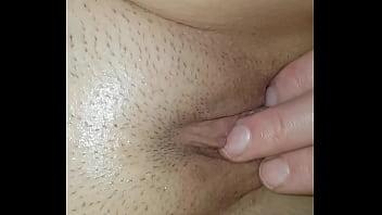 Homemade Cumshot on my girlfriends tight pussy cumshot big-dick