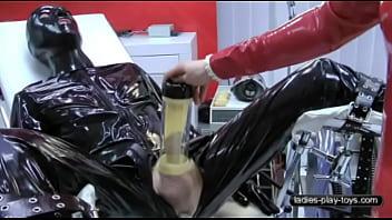 Машина для доения спермы