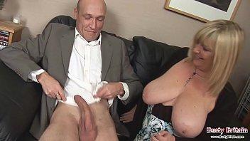 Chauffeur Dreams Of Fucking Big Tits Boss | Video Make Love