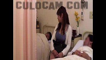 Asian doctor gangbanged in hospital