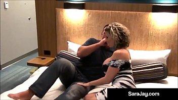 thumb Hot Horny Milf Sara Jay Shows First Timer Kyle
