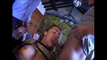 Ana Paula Botelho e dois machos super tarados