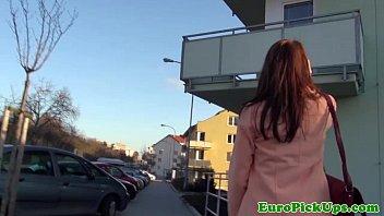 thumb Eurosex Girlnextdoor Pussyfucked In Public