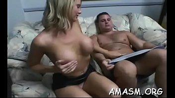 Dilettante femdom porn at home humiliation doggie-style-porn