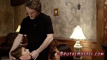 Wife bondage Two youthful sluts, Sydney Cole and Olivia Lua, our down