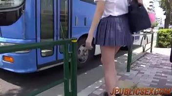 Porno In Autobuz Cu O Japoneza Fututa In Toate Gaurile