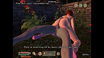 Обливион игра порно видео