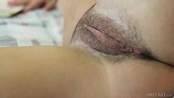 cover video Metart Arina G Undressing