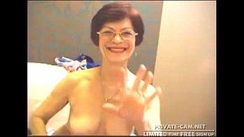 Granny webcam porn