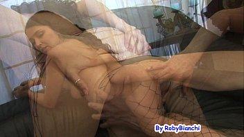 Tasty on her tummy, Staring Juliana Grandi