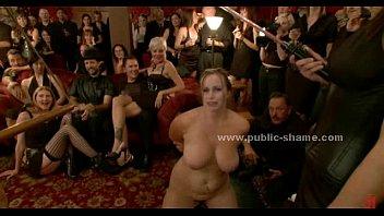 Public sex slave gifs