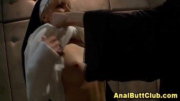 thumb Slutty Nuns Anal Fucked