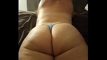 Big thick white ass