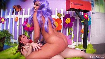 Purple Hair Girl  XVIDEOSCOM  Free Porn Videos