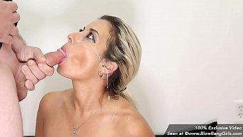 thumb Hot Milf Alana Luv Sucking Off Multiple Dicks