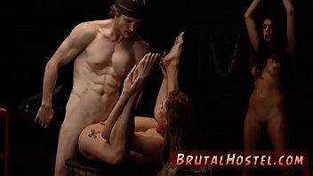 Brutal anal homemade pain big tits Two youthfull sluts, Sydney Cole bondage olivia-lua