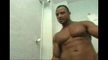 Carioca tomando banho