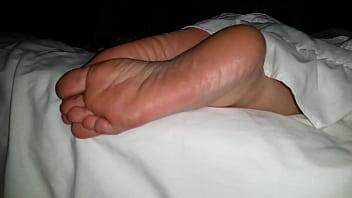 xxarxx Cumming On Girlfriends Feet #21