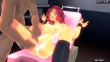 【アニメ】巨乳美少女を徹底的に犯してチ○ポ好きな性奴隷として調教する