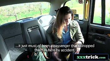 xxarxx تاكسي كام المزيف  مثير صديقة ايفا جونسون قد وداعا ينيك