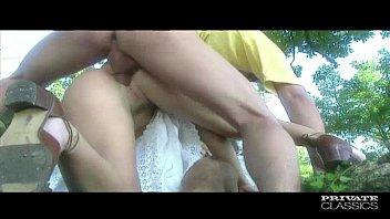 PrivateClassics.com - Tricia Deveraux in an anal Threesome  #10094